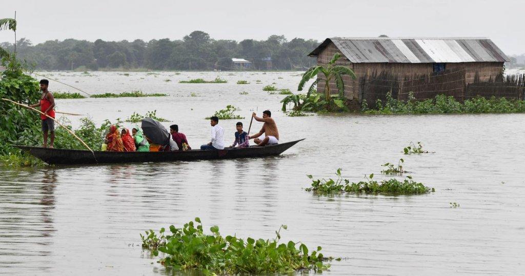 2020 Assam floods