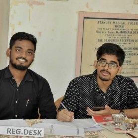 Muthu and Sriram