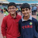 Abhiir Bhalla and Ishaan Mahant