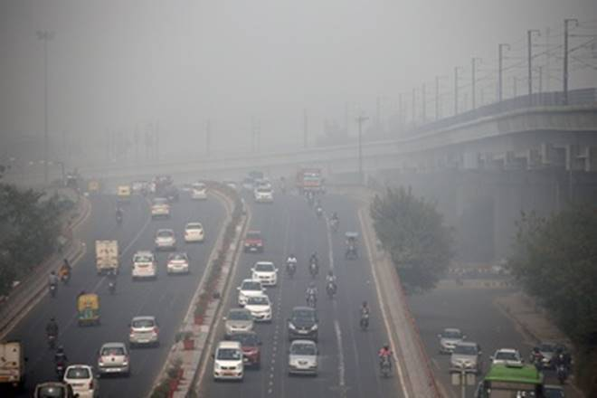 air pollution problem across India
