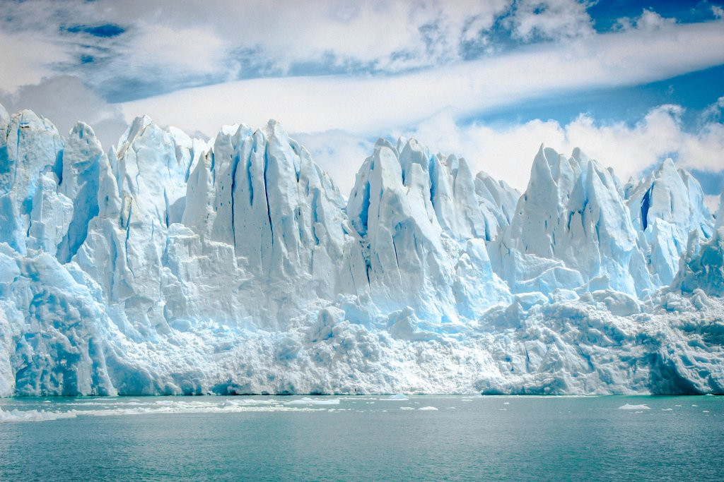 ice melting due to climate change